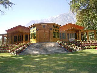 Bunji, Pakistan Town in Pakistan