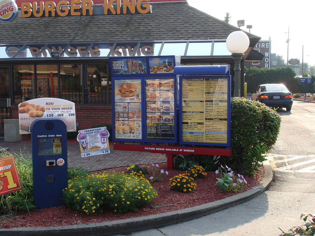 Burger king coupons drive in