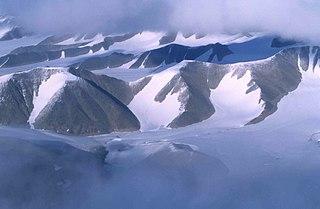 Byam Martin Mountains