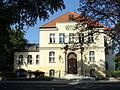 Bydgoszcz, gmach Urzędu Powiatowego, ob. Akademia Muzyczna, 1904-1906 zdj. nr 10.JPG