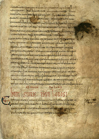 Códice de Roda - Roda Codex, 1r.
