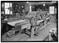 CARDING MACHINE - Ketner Mill, East bank of Sequatchie River, Victoria, Marion County, TN HABS TENN,58-VICT.V,1-23.tif