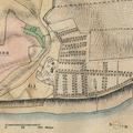 CCL Hirschfeld's Fruchtbaumschule near Kiel, detail from Duesternbrook by W Beck 1811 - LASH Abt 402 A24 Nr 1659.png