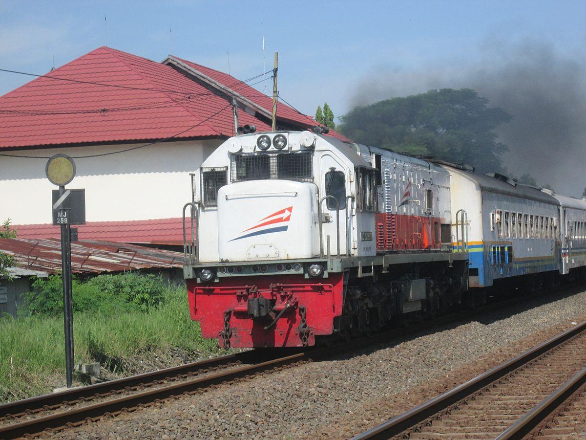 Kereta api Logawa - Wikipedia bahasa Indonesia ...