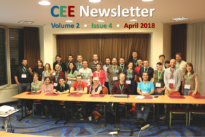 CEE Newsletter - cover photo - Vol 2, Issue 4, April 2018.png