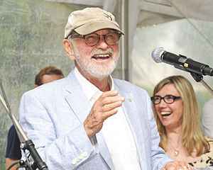Norman Jewison - Jewison at a CFC Garden Party in 2012