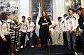 CFK con deportistas panamericanos 02.jpg