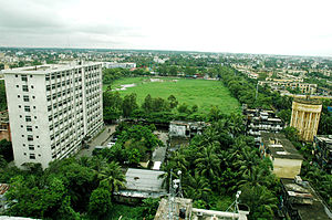 Agrabad - Chittagong Government Officers Building