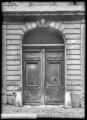 CH-NB - Genève, Maison, Porte, vue d'ensemble - Collection Max van Berchem - EAD-8687.tif