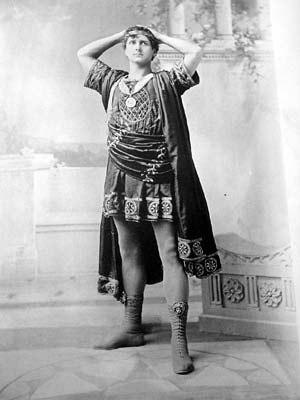 A Greek Slave - Hayden Coffin as Diomed