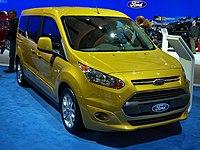 CIAS 2013 - 2014 Ford Transit Connect Titanium (8485216955).jpg