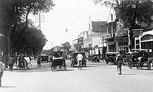 Jalan Malioboro - Jalan Malioboro (ca.1900-40)
