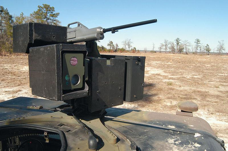 MBT - M1A2 SEP 2.0 'TUSK' 800px-CROWS_XM312_0064