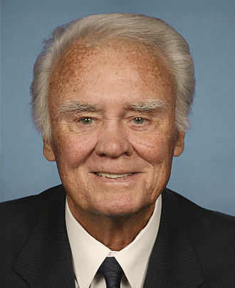 Florida's 8th congressional district - Image: CW Bill Young Portrait