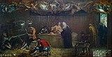 Ca' Rezzonico - Insegna dell'arte dei Coroneri - Francesco Guardi.jpg