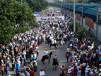 Cavalcade - Medellín