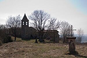 House of Cabrera - Sanctuary of Cabrera near Santa Maria de Corcó.