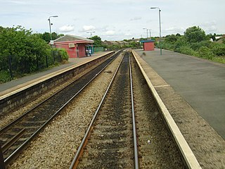 Cadoxton railway station