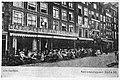 Café-Restaurant Schiller, Rembrandtplein 32-34-36, Amsterdam ~1900-1914.jpg