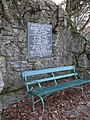 Cairn at the entrance to Glen Muick - geograph.org.uk - 376221.jpg