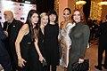 Caitlin Cronenberg, Sarah Gadon, Jennifer Podemski, Amanda Brugel, Dani Kind - 2018 CFC Annual Gala & Auction (39592361164).jpg