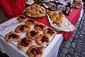 Cakes outside Cafe Kringlan in Haga, Gothenburg (6494979485).jpg