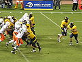 Cal on offense at 2008 Emerald Bowl 17.JPG