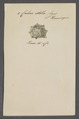 Calcar stella - - Print - Iconographia Zoologica - Special Collections University of Amsterdam - UBAINV0274 082 18 0031.tif