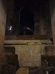 Campitelli - Campidoglio, Tabularium Veiove 1020811.JPG