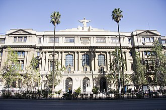 Pontifical Catholic University of Chile (PUC). Campus Casa Central (8).jpg