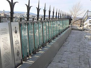 Canadian Police And Peace Officer's Memorial - Wikipedia