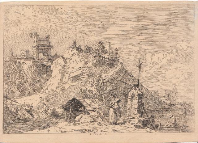 Canaletto remondini pellegrino