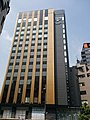 Candeo Hotels Roppongi neaiing completion.jpg