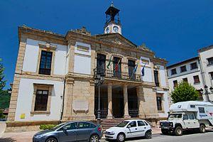 Cangas de Onís - Image: Cangas de Onís Town Hall