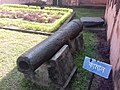 Canon at Lalbagh Fort.jpg