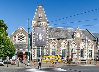 Canterbury Museum, Christchurch - Canterbury Museum in 2017
