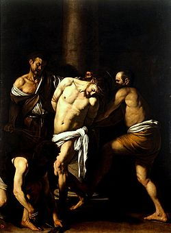Image illustrative de l'article La Flagellation du Christ (Le Caravage)