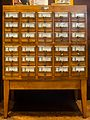 Card catalog in the Rare Books room at the San Diego Public Library.jpg