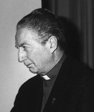Carlo Maria Martini - Image: Cardinal CM Martini 2