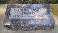 Carrie ingalls headstone.jpg
