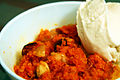 Carrot halwa with vanilla ice cream.jpg