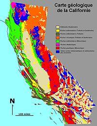 Geografía De California Wikipedia La Enciclopedia Libre - Mapa de california