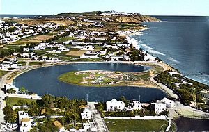 Cothon - Ancient Carthage port as an example to cothon