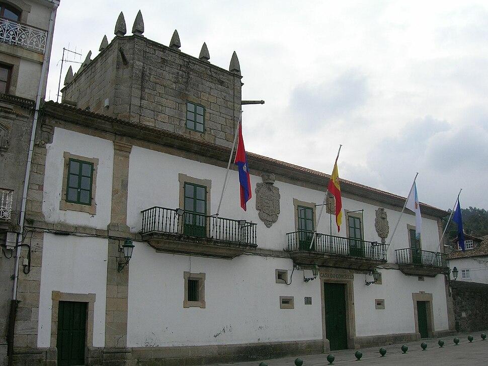 Casa do concello.