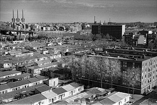 human settlement in Sant Andreu, Barcelona, Barcelonès, Spain