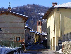 Castellar, Piedmont - Image: Castellar (CN)