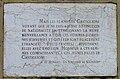 Castiglione delle Stiviere-Lapide un ricordo di Solferino-H. Dunant.jpg
