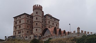 Mérida (state) - Image: Castillo San Ignacio