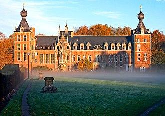 Heverlee - Image: Castle Arenberg, Katholieke Universiteit Leuven adj