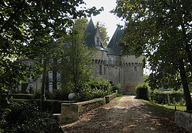 Image illustrative de l'article Château de Bazouges